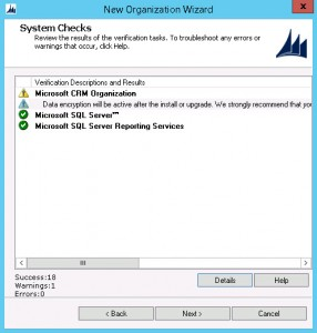 CRM 2013 Data Encryption