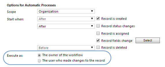 Unable to Assign Owner in Realtime Workflow - CRM Philly